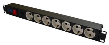 Блоки сетевых розеток предназначены для распределения электропитания и защиты компьютеров, электронной техники и...